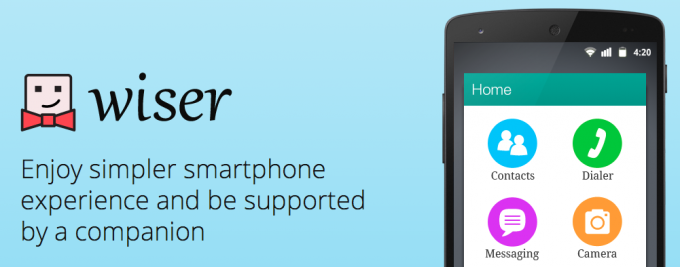 Wiser: A Simple and Easy Launcher for Your Android – Android App Hut
