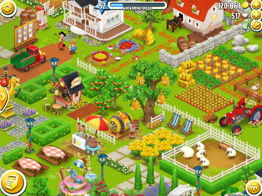 Hay Day game for android