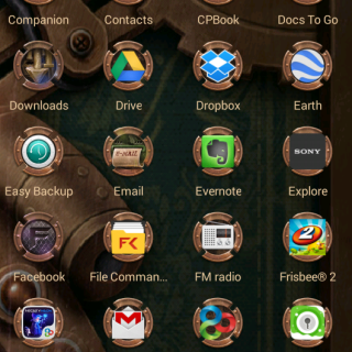 Android Apps on desktop