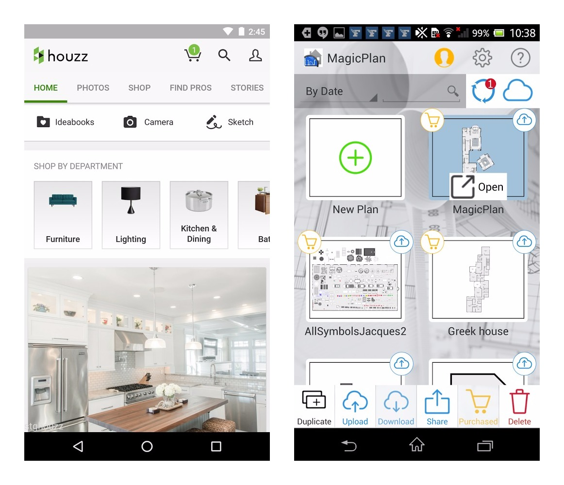 Best home improvement apps for diy ers for Apps for home remodeling